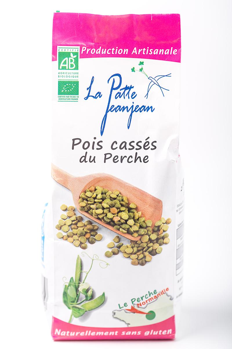 Pois cassés du Perche - La Patte Jeanjean