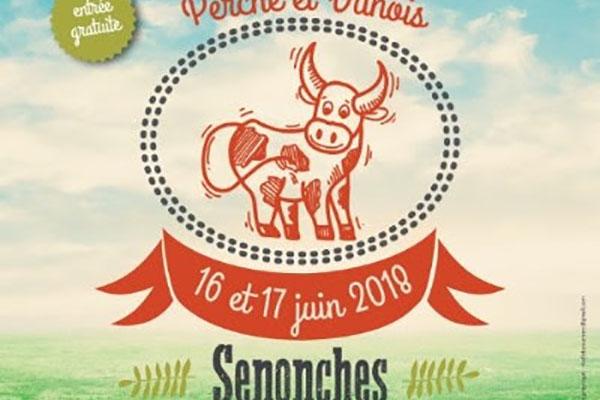 Comice Agricole et fête de la Saint-Cyr à Senonches !