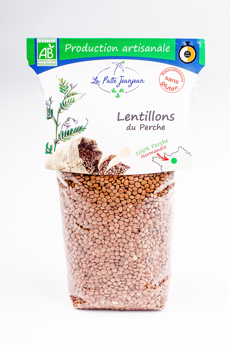 Lentillons du Perche - La Patte Jeanjean
