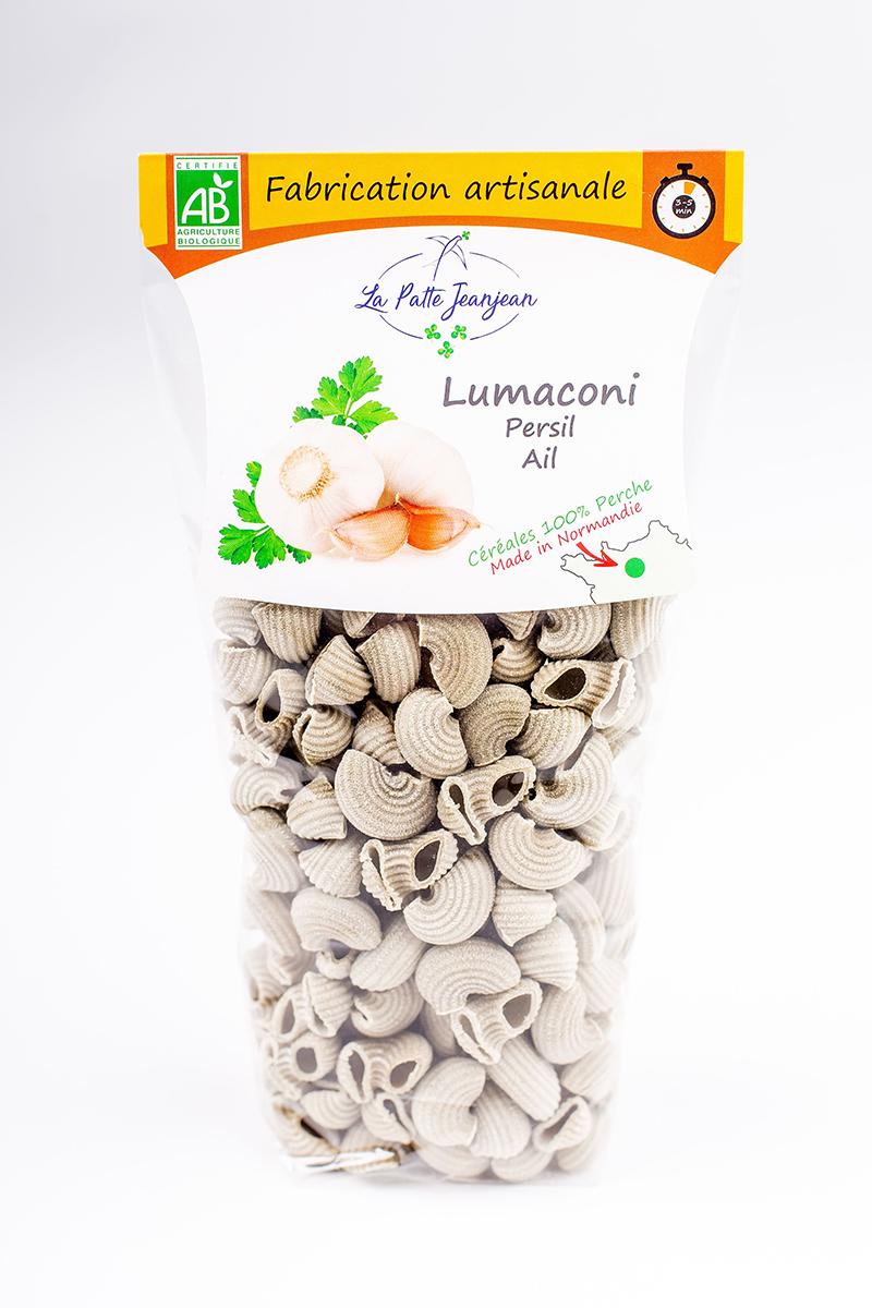 Lumaconi persil ail de La Patte Jeanjean