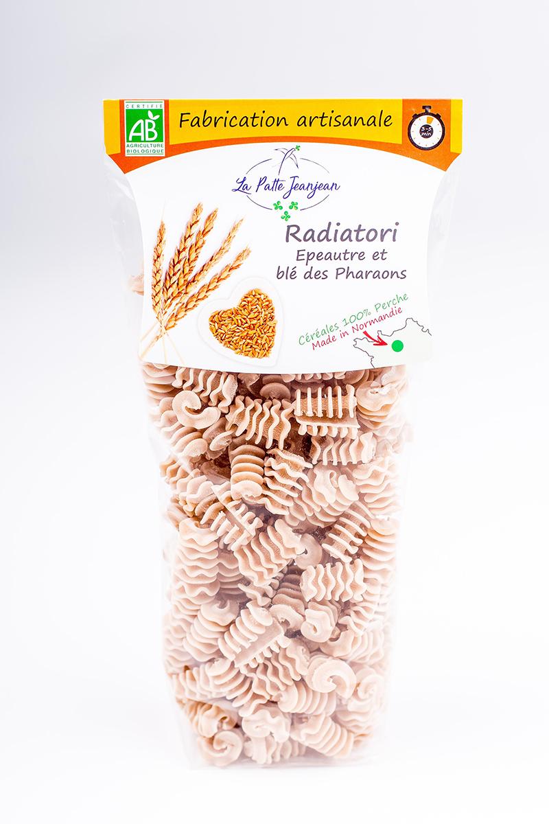 Radiatori Épeautre et blé des Pharaons - La Patte Jeanjean