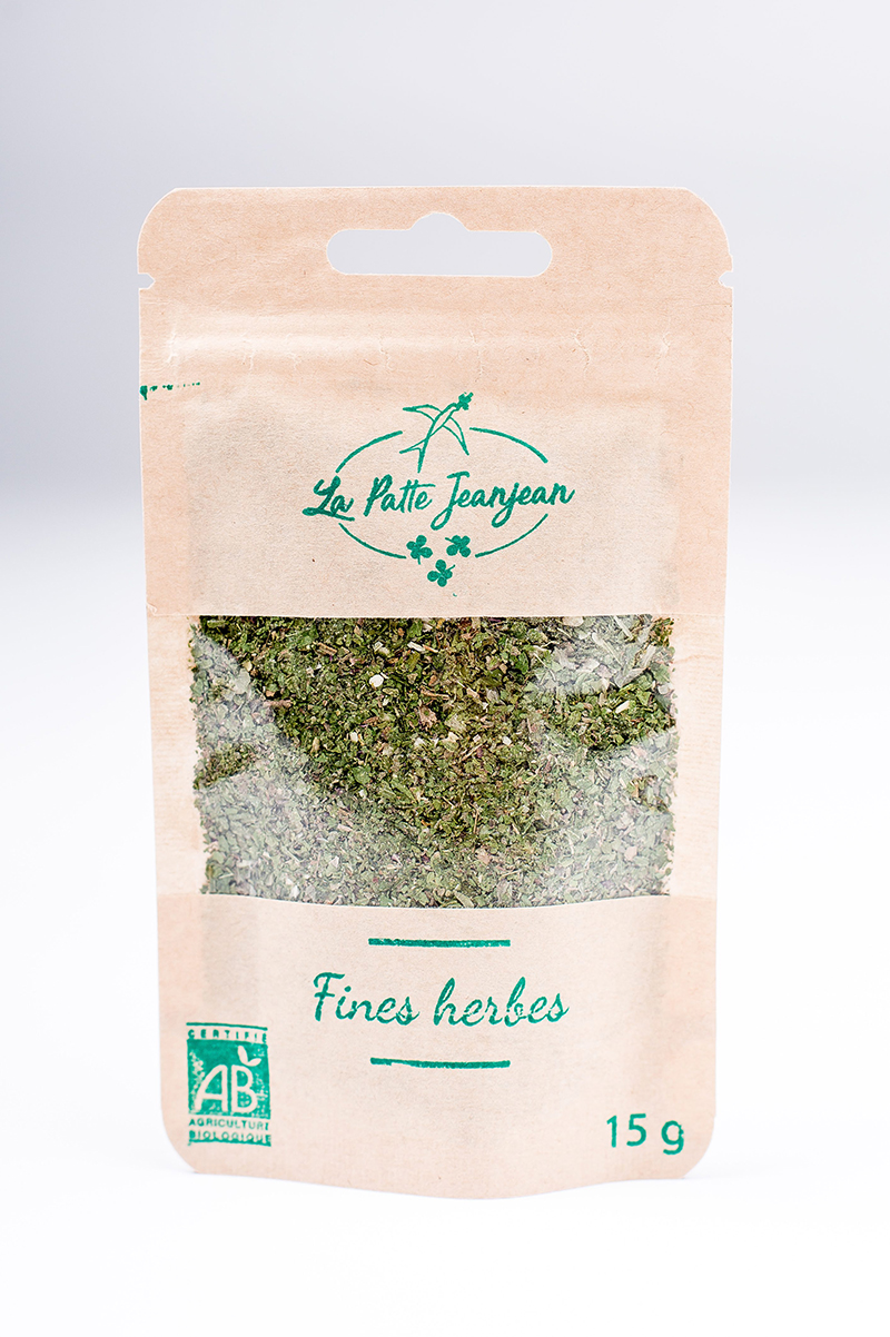 Fines herbes de La Patte Jeanjean