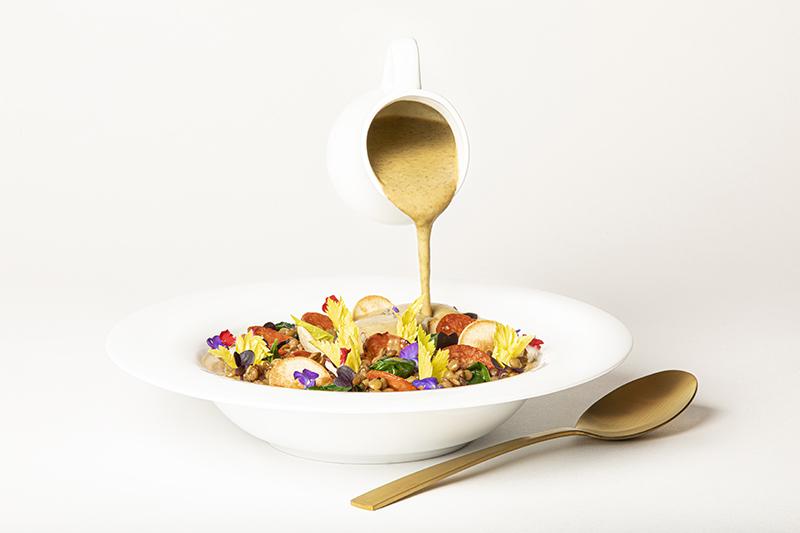 Soupe de lentillons du Perche